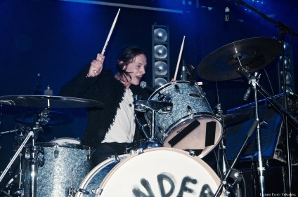 Matty Neale (The Blinders)